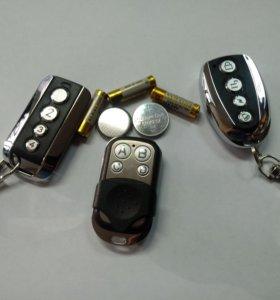 Батарейки на пульты от шлагбаума, ворот и др.