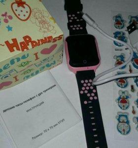 Детские часы Smart Baby Watch с gps трекером