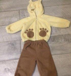Тёплый костюмчик Детский