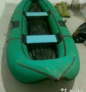 Лодка Уфимка 21