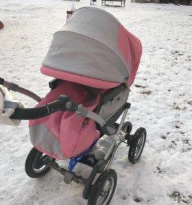 Детская коляска два в одном Geoby
