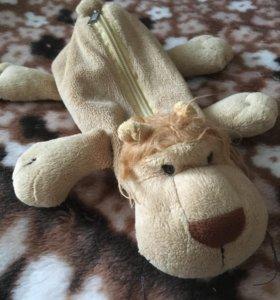 Пенал-игрушка
