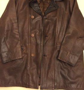 Куртка, нат. кожа, р-р 52-54