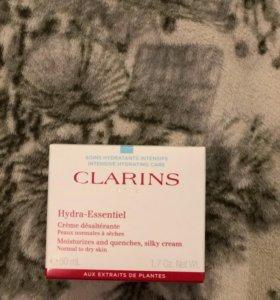 Clarins интенсивно увлажняющий крем