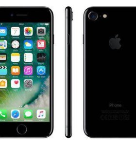 Apple iPhone 7 128 Gb black onyx