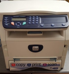 Лазерный принтер 3 в 1 Xerox Phaser 3100