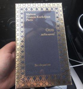 Oud satin mood Maison Francis Kurkjian