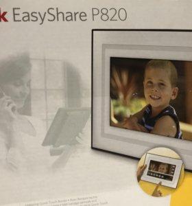 Цифровая фоторамка KODAK (аксессуар в подарок!)