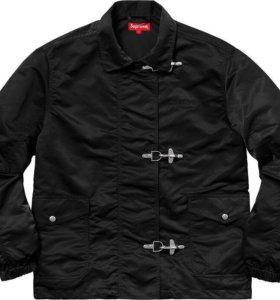 Supreme nylon Turnout Jacket