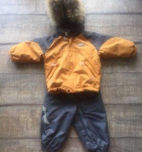 Зимний костюм Reima tec 86 см.