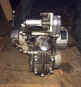 Двигатель Альфа 70 куб