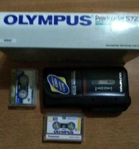 """Диктофон """"OLYMPUS"""""""