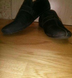 Ботинки 36р.
