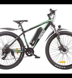 Велогибрид, электровелосипед XT-700