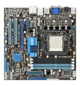 M4A785TD-M EVO + AMD Phenom II X3 720 BE