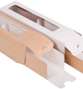 Коробка для макаронс / макарун / макарони