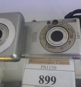 Фотоаппарат canon ps1150
