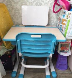 Стол письменный со стулом