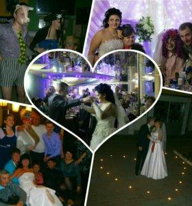 Тамада на свадьбу, юбилей