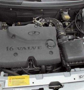 Двигатель 124 ваз