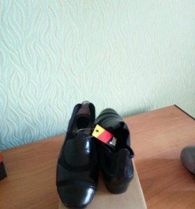 Туфли кожа новые покупала в Белатоне