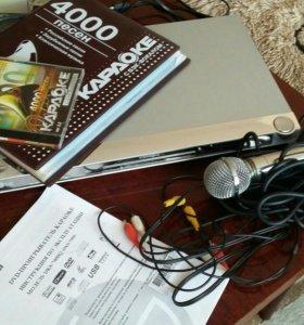 Караоке DVD-плеер LG DKS-7000Q.Нефтеюганск