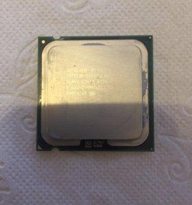 Процессор socket LGA775