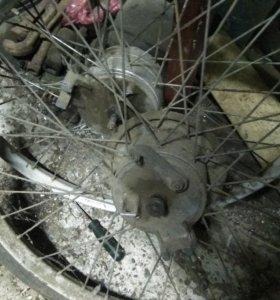 Колеса от риги