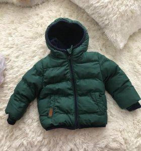 Куртка на год