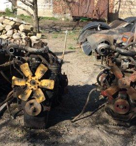 Двигателе на Зил Бычок