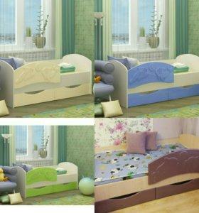 Кровать Дельфин -3