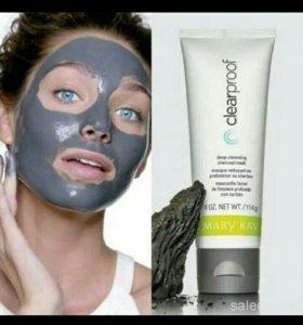 Угольная маска CLEAR PROOF