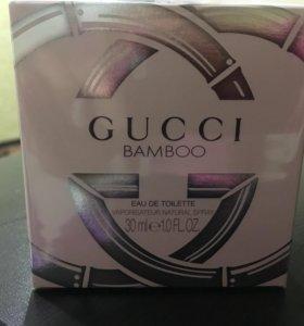 Gucci bamboo туалетная вода