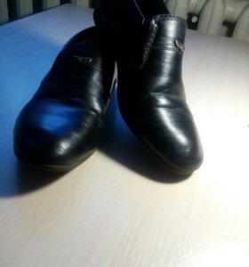 Туфли для мальчика,33р