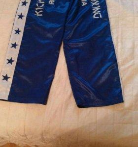 Спортивные штаны для кикбоксинга