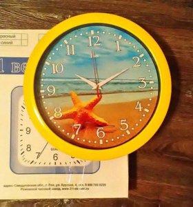 Продам новые настенные часы