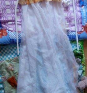 Балдахин на детскую кровать с держателем