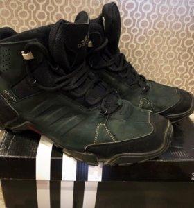 Зимние мужские ботинки «Adidas»