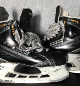 Хоккейные коньки Bauer totalone mx3
