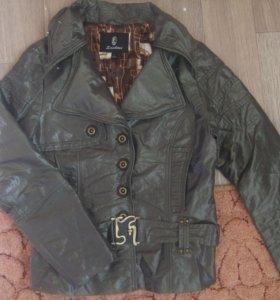 Продам новые куртку и плащ