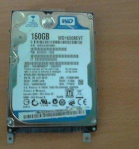 WD HDD 160GB