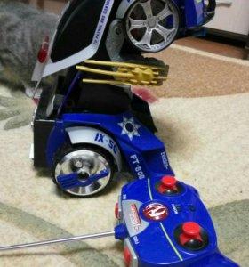Машинка - робот