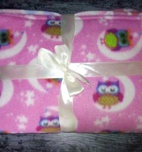 Одеяло для малышки
