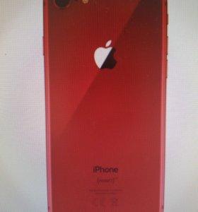 Стань первым обладателем iPhone 8 RED