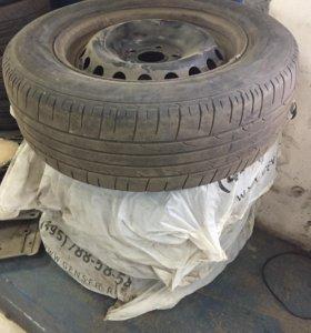 Колеса для Nissan X-Trail