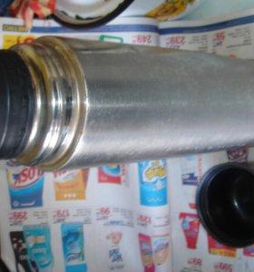 термос с колбой разные 0.5 1 2 3 литра
