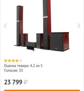 """Аккустическая система """"mikrolab"""""""