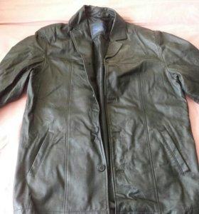 куртка кожа натурал