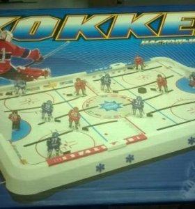 хоккей настольный и запчасти к ним