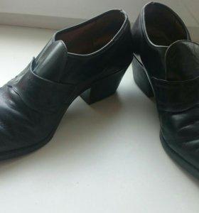 Туфли ботинки мужские 42-43
